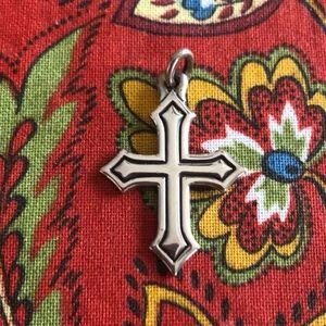 James Avery Cross Pendant
